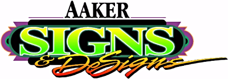 Aaker Signs And Designs